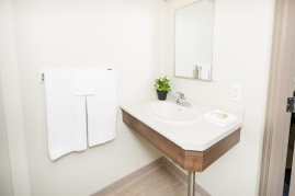 Double Room, Washroom