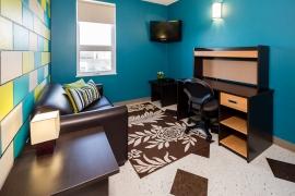 VIP Room, Living Room